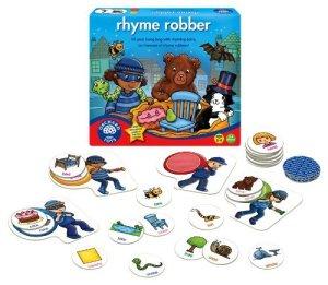 Rhyme Robber