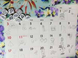 Calendar story