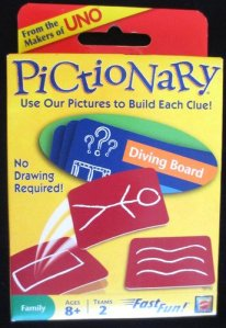 Pictionary Cards
