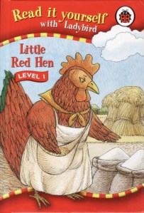 Level 1 little red hen