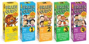 brain quest question cards